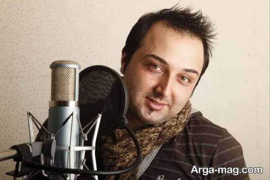 عکس و بیوگرافی مهرزاد امیرخانی