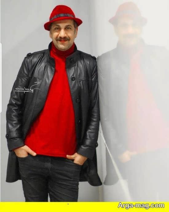عکس شخصی و بیوگرافی محمد نادری