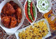 طرز تهیه خورش مرغ و آلو