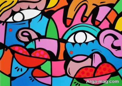 یادگیری نقاشی کوبیسم