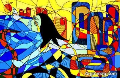 نقاشی کوبیسم