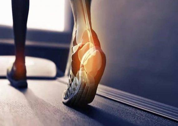 تقویت مچ پا به روش های ساده