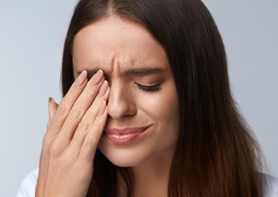 درمان خانگی حساسیت چشم