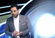 احسان علیخانی مجری و تهیه کننده تلویزیون