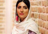 هلیا بازیگر زن موفق و جذاب سینمای ایران