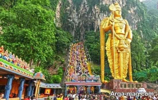 مناطق تاریخی مالزی