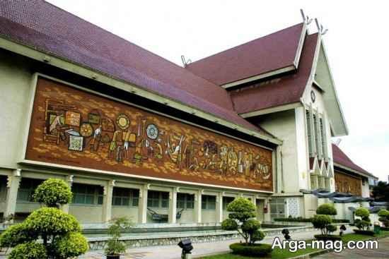 بناهای تاریخی مالزی