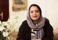 مدل آرایشی جدید از نرگس محمدی