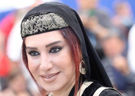 نسیم ادبی از بازیگران مطرح و محبوب سینمای ایران