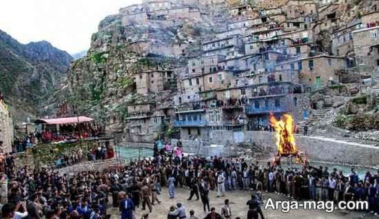 روستای جذاب پالگان