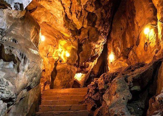 آشنایی با غار سهولان