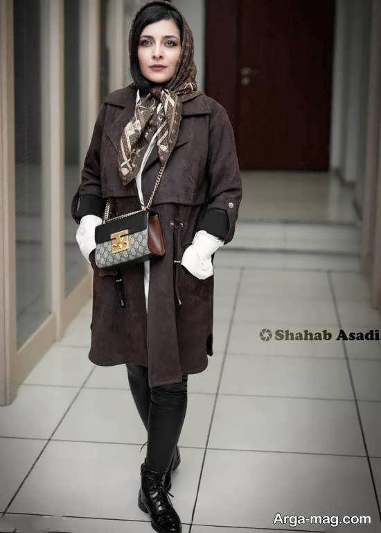 ساره بیات در اکران مردمی فیلم سینمایی هزار تو