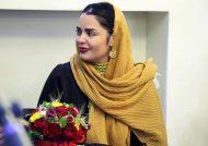 سپیده خداوردی بازیگر سینما و شاعر ایران