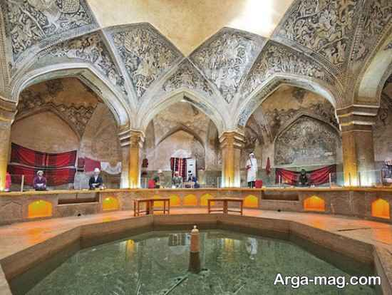 حمام شیراز
