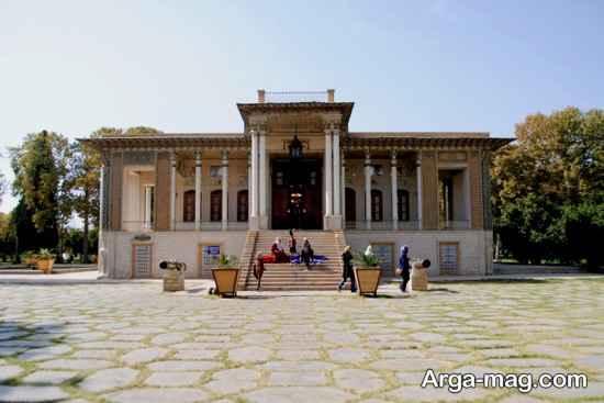 باغ دیدنی شیراز