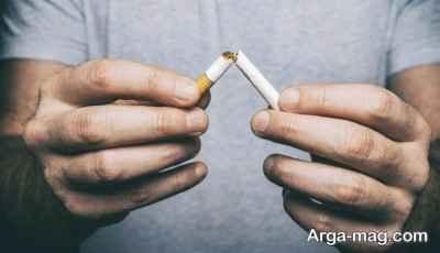 عوارض مصرف سیگار