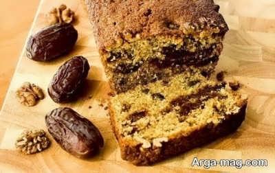 دستور تهیه کیک بدون شکر