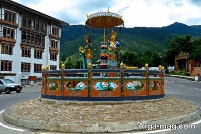 جشن های زیبا و به یاد ماندنی در بوتان