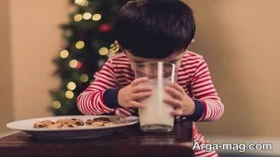 مصرف شیر برای افزایش کلسیم بدن