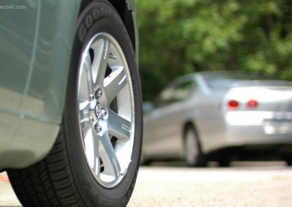 زمان تعویض لاستیک خودرو