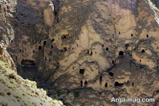غار دیدنی در آمل