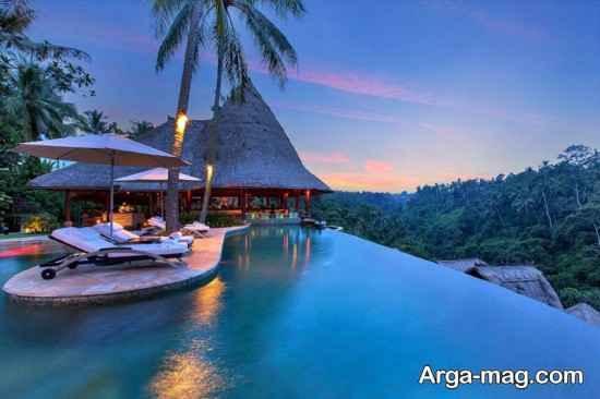 آشنایی با مکان های دیدنی اندونزی