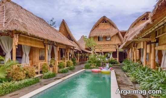 هتل سنتی اندونزی