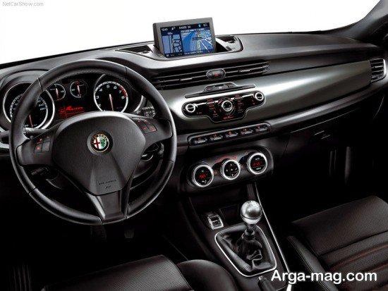 بررسی طراحی ظاهری خودرو آلفا رومئو
