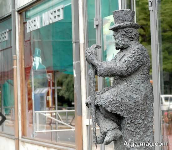 موزه ایبسن از مکان های دیدنی نروژ