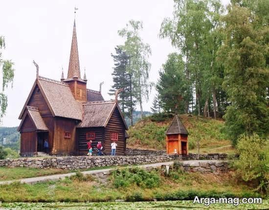 لیلهامر مکانی زیبا و دیدنی در نروژ