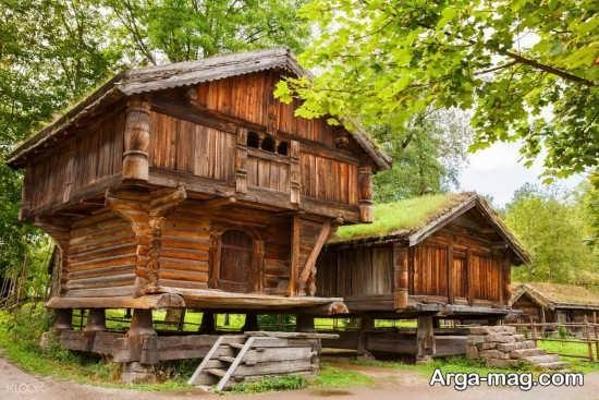 مکان های جذاب و زیبای نروژ