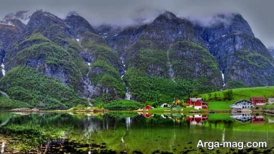 جذابیتن های زیبا و چشم نواز نروژ