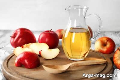 قرار دادن سرکه سیب در برنامه غذایی