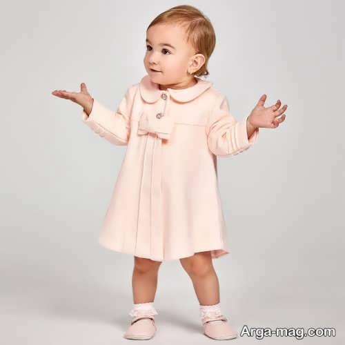 پالتوی بلند کودک