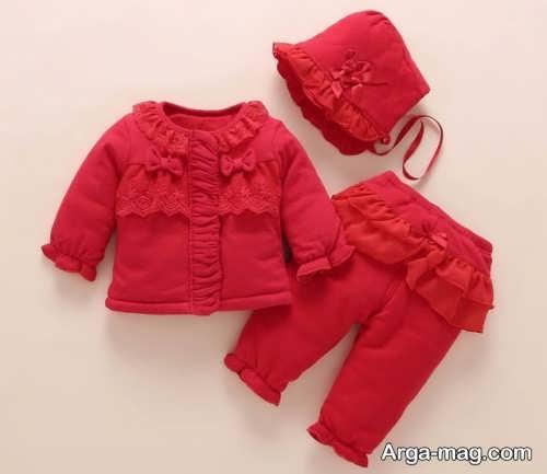 لباس نوزادی