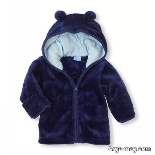 لباس گرم نوزاد