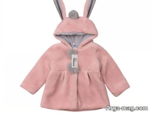 طرح لباس زمستانی نوزاد