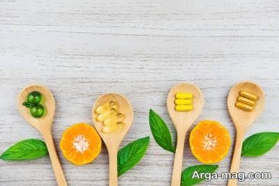 تاثیر مواد غذایی ویتامین دار بر افزایش حجم ریش ها