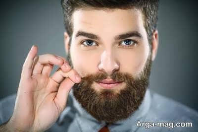 چگونگی پرپشت شدن ریش ها