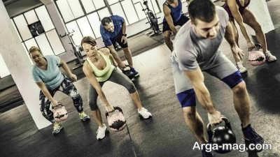 ورزش کردن برای افزایش گردش خون