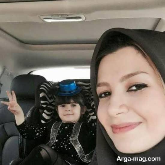 عکس ها و زندگینامه ملیکا زارعی