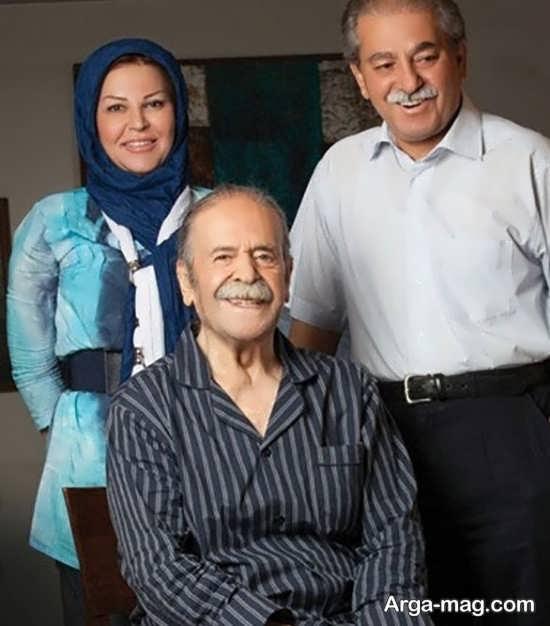 اکرم محمدی بازیگر سینما و تلویزیون
