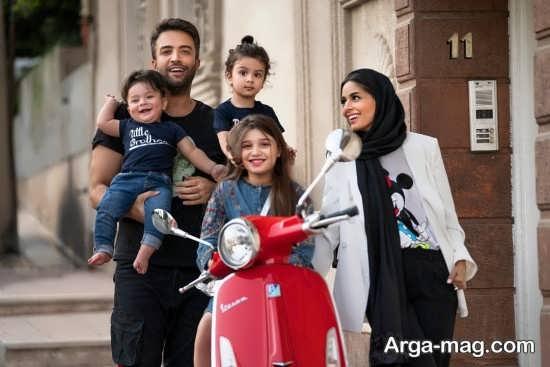 عکس های خانوادگی بنیامین بهادری به همراه زندگینامه وی