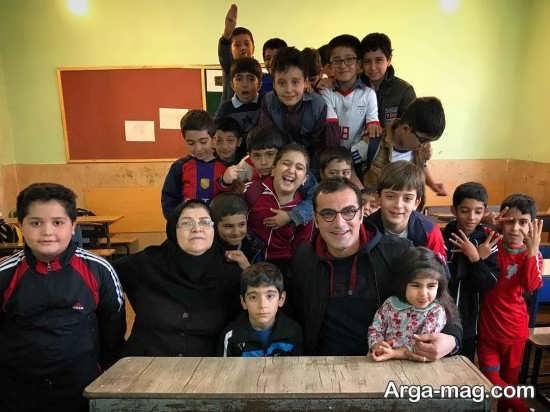 عکس کوروش سلیمانی و بیوگرافی وی