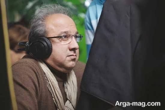 عکس زیبا و بیوگرافی حسین سهیلی زاده