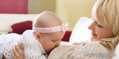 راهکارهایی برای افزایش شیر مادر در طب سنتی