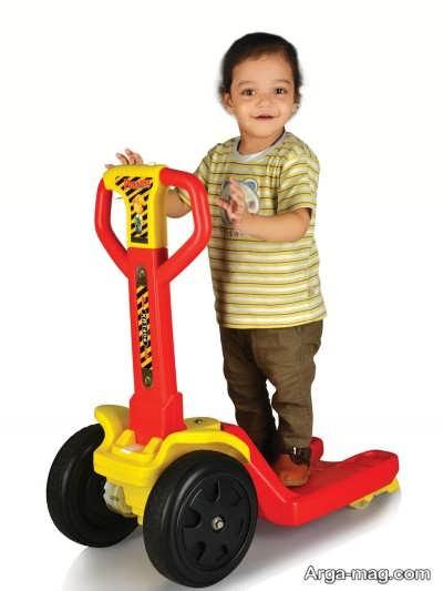 تهیه اسکوتر برای کودک 3 سال