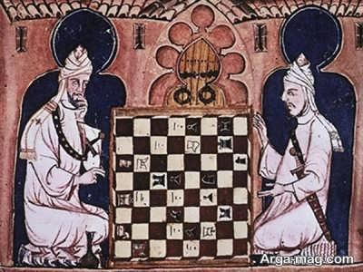 شطرنج بازان معروف در عصر اسلامی