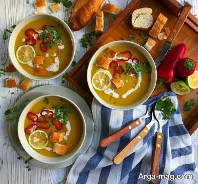 سوپ آلمانی