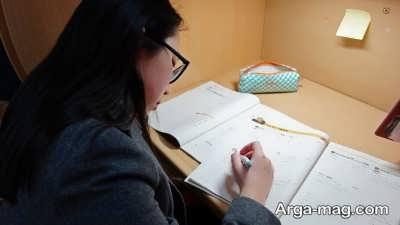 مطالعه بسیار زیاد مردم کره جنوبی